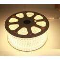 BANDEAU LED 50 m - 230V BLANC SMD5050, 60 LED/m