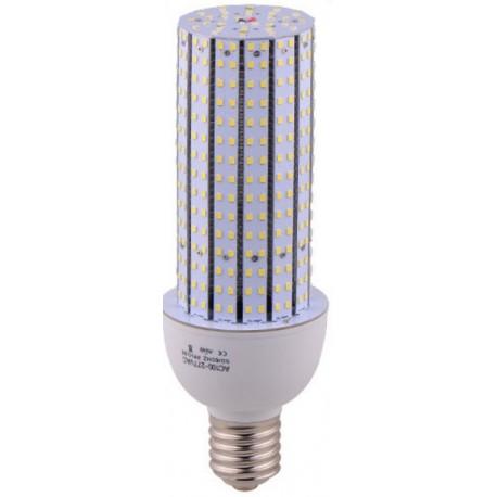 Ampoules LED MAÏS (CORN) 20 W Aluminium - Culot E27 / E40