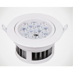 Spot encastrable 9 W - 230V - IP 44 Orientable