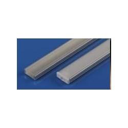 PROFILÉ PLAT aluminum - 17.5*7 mm