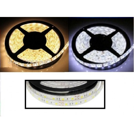 BANDEAU LED WIFI - 72 W - 60 LED/m - DUAL WHITE (Blanc chaud à Blanc froid)