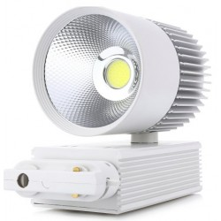 SPOT RAIL LED COB - 30 W - Blanc