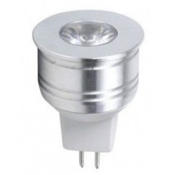 MINI AMPOULE LED MR11 - 5 W - 12V - Picots