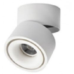 Spot LED WALL MOUNTED - Blanc 10 W - 230V - IP 44 Orientable