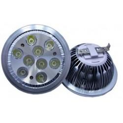AMPOULE AR111 - LED 9W - G53 SMD