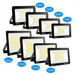 PROJECTEURS 20W - 30W - 50W - 100W - 150W - 200W - 300W - Haute luminosité 130 lm/W - IP65