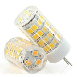 MINI AMPOULE G4 230V - 5W  LED Silicone