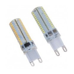 AMPOULE G9 230V - 9W  DIMMABLE LED Silicone