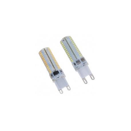 AMPOULE G9 230V - 9W  LED Silicone