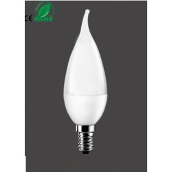 AMPOULE LED FLAMME E14 - 3W