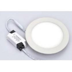 Petite Dalle LED Ronde 6W - 230V - Ultraplate