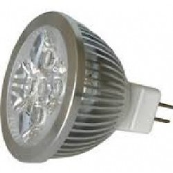 AMPOULE LED MR16 12V - 5 W - 650 lm - Picots