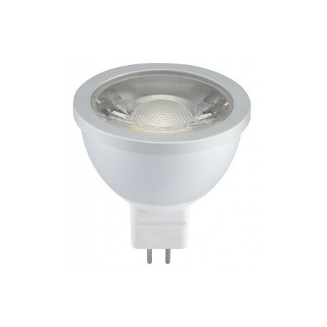 AMPOULE LED MR16 12V - 6W COB - 540 lm - Picots