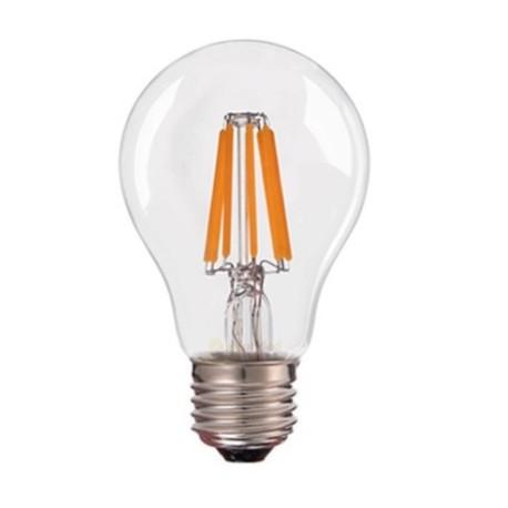 Ampoule LED FILAMENT 8W E27 - 2200K