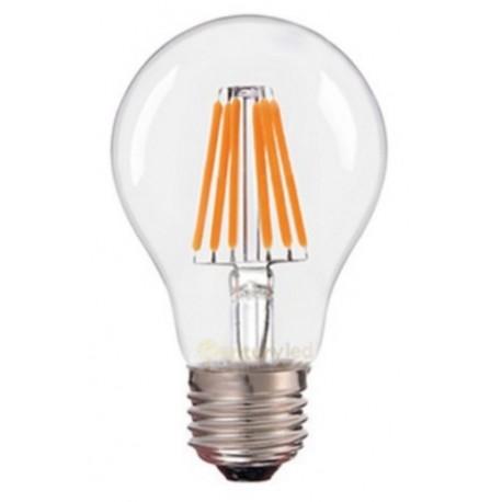 Ampoule LED FILAMENT 6W E27 - 2200K