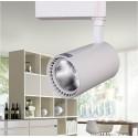 SPOT RAIL LED - 30 W - Blanc