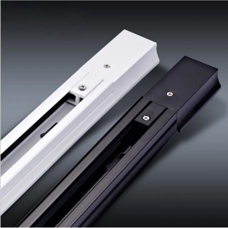 RAIL UNIVERSEL POUR SPOT LED - Blanc ou Noir