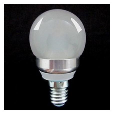 AMPOULE LED BOULE E14 - 4W