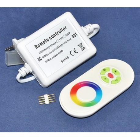 CONTRÔLEUR RGB POUR BANDE À LED 230V 750W