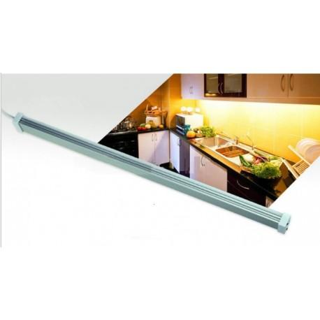 * RÉGLETTE LED PLATE TACTILE - 30 cm